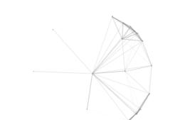 随鼠标变换的动态线条效果